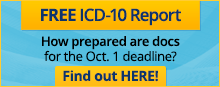 ICD-10 Readiness Report